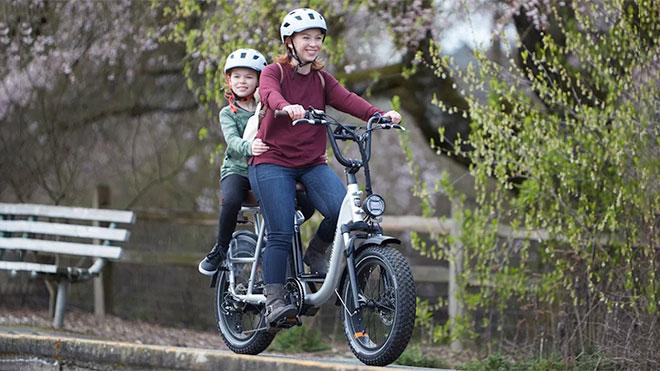 Rad Power Bikes Rad Runner Plus elektrikli bisiklet