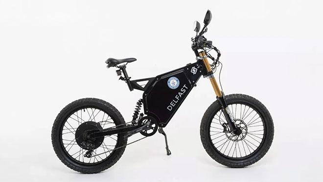 Delfast The Prime 2.0 elektrikli bisiklet modeli yalnız gelmedi