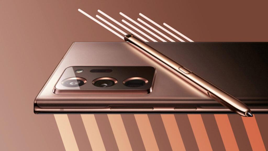 Galaxy Note 20 Ultra renk seçenekleri belli oldu