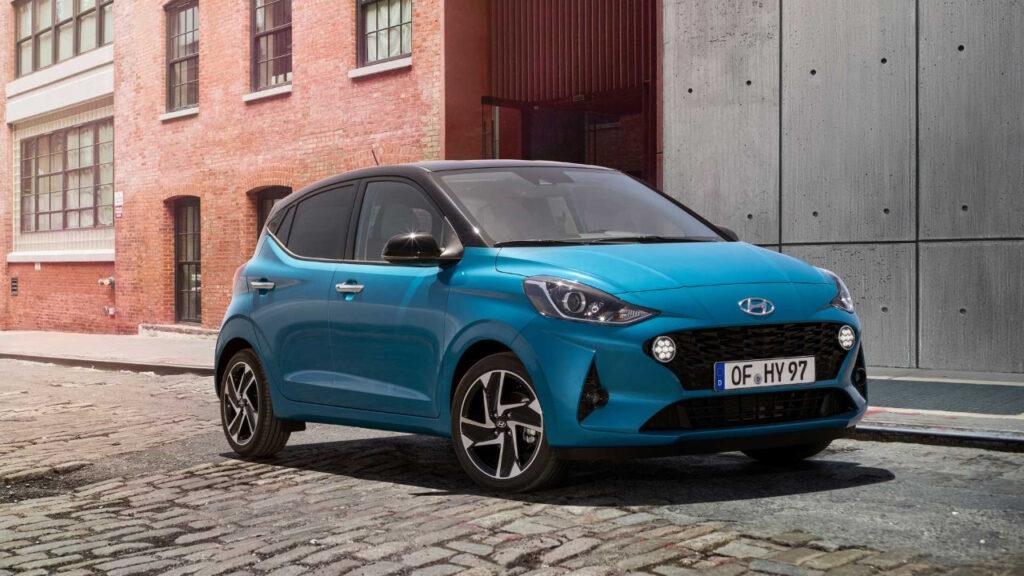 ÖTV Zammı sonrası Hyundai i10 fiyat listesi!