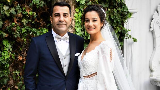 Emre Karayel ile Gizem Demirci evlendi