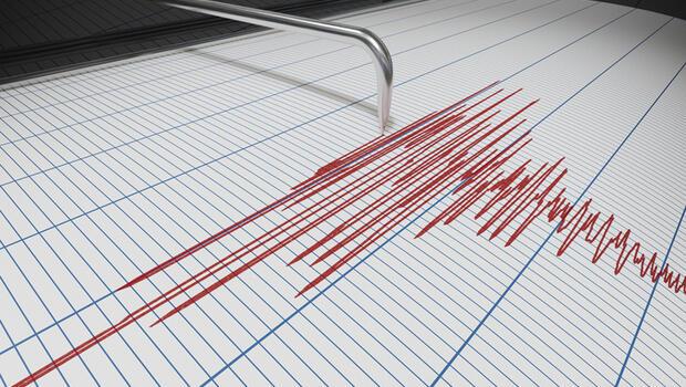 Son dakika deprem haberleri: Deprem mi oldu, nerede deprem oldu?