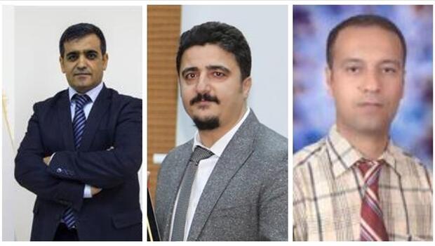 Siirt Üniversitesinden 3 akademisyene büyük onur