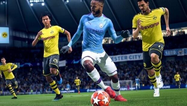 Avrupa'nın en çok satan oyunu FIFA 21 oldu
