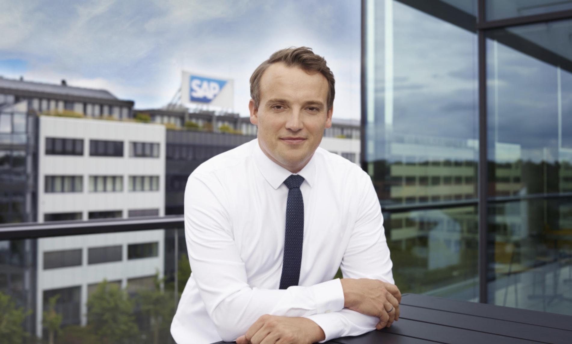 SAP CEO'su Christian Klein